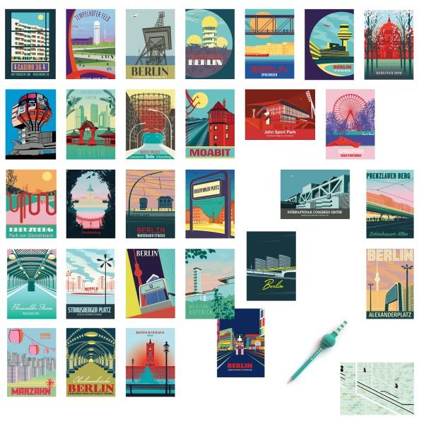 Berliner Postkartenset