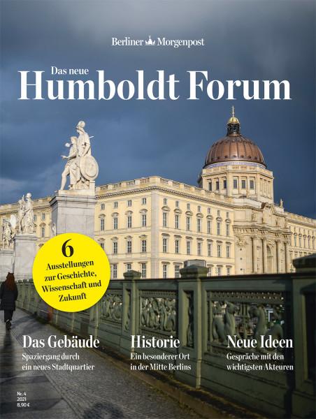 "Magazin ""Das neue Humboldt Forum"""