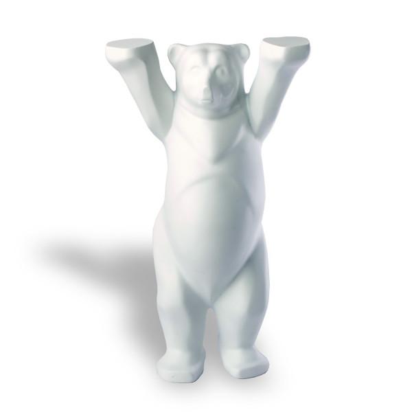 Buddy Bär zum Selbstbemalen, 22 cm
