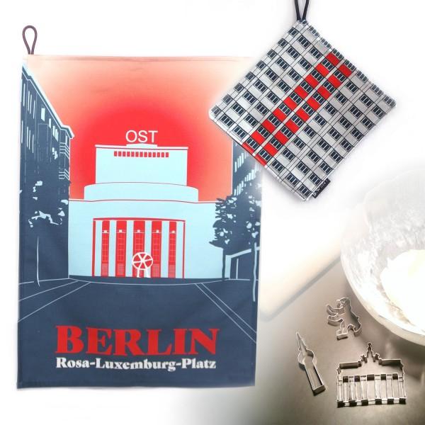 """Berliner Backset """"Mitte"""""""