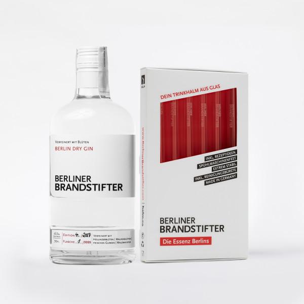 Berlin Dry Gin x Halm Set