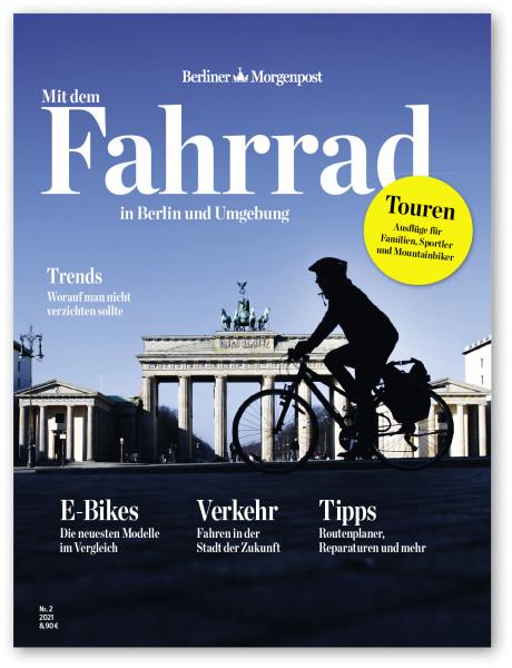 """Magazin """"Mit dem Fahrrad in Berlin und Umgebung"""""""