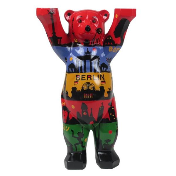 """Miniatur Buddy Bär """"Berliner Horizonte"""""""