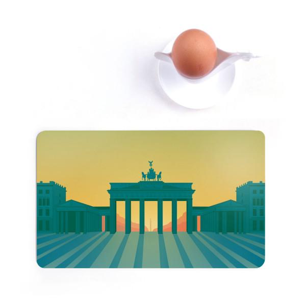 "Frühstücksbrettchen ""Brandenburger Tor"""