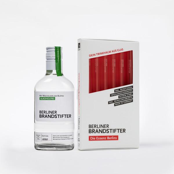 Brandstifter Alkoholfrei x Halm Set