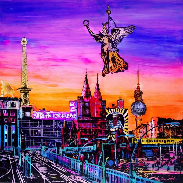 Berlin – the colorfulcity collection von Sandra Rauch