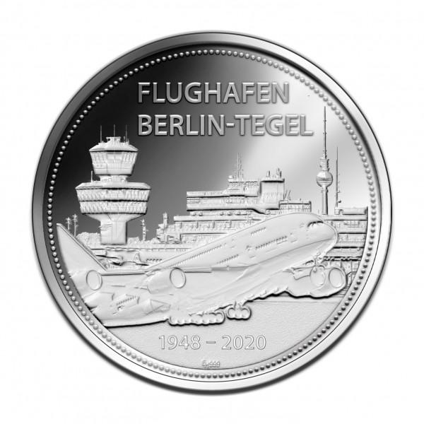 Sonderprägung Berlin Tegel – Silber