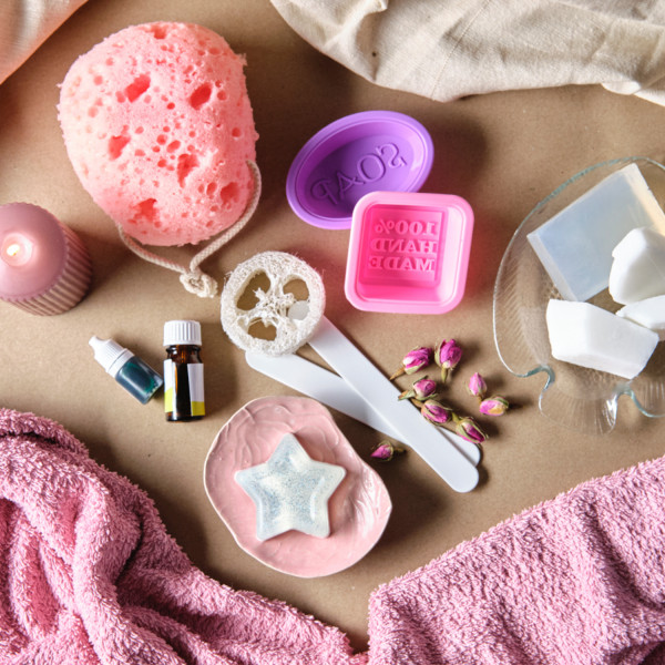 DIY-Paket Seife gießen Erwachsene