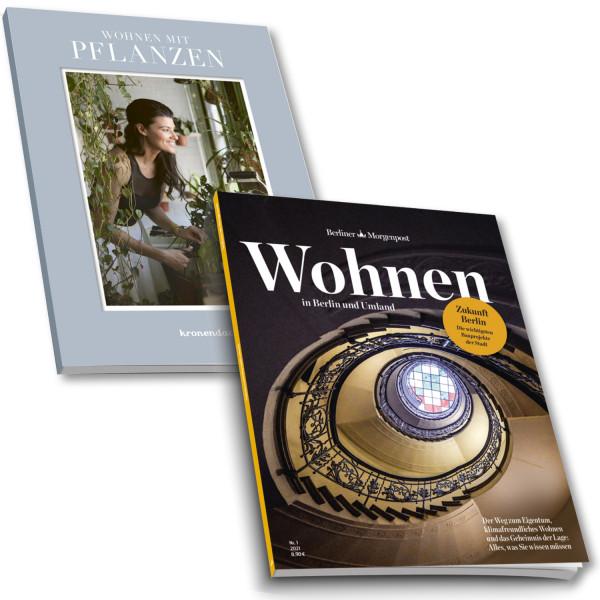 """Magazin-Set """"Wohnen"""""""