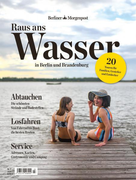 """Magazin """"Raus ans Wasser"""""""