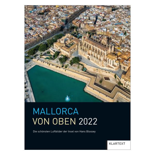Kalender Mallorca von oben 2022