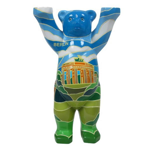 """Miniatur Buddy Bär """"Berliner Monumente"""""""