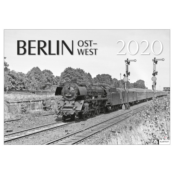 Kalender Berlin Ost-West 2020
