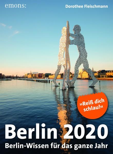 Berlin 2020 - Abreißkalender