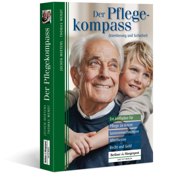 Der Pflegekompass - Wohnen und Pflege im Alter