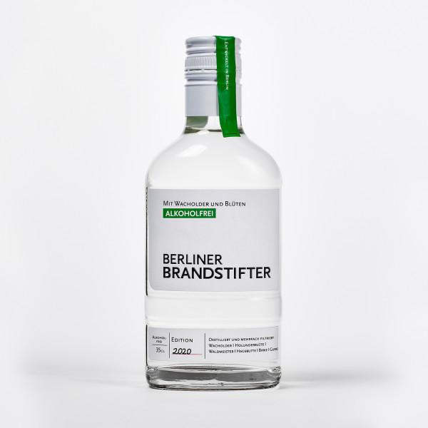 Berliner Brandstifter Alkoholfrei
