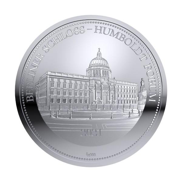 Sonderprägung Humboldt Forum - Silber