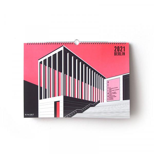 "Berlin-Kalender 2021 ""Bezirke"""