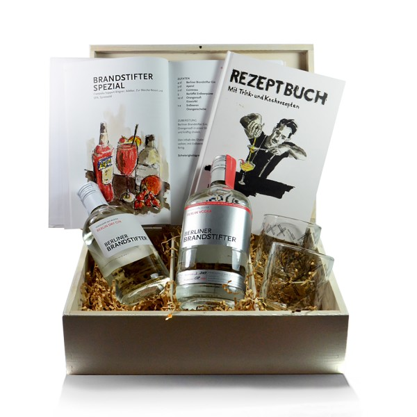 Limitierte Deluxe Edition Berlin Vodka