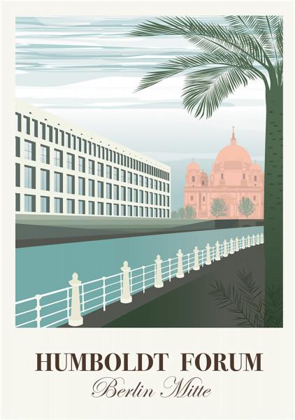 Poster Humboldt Forum